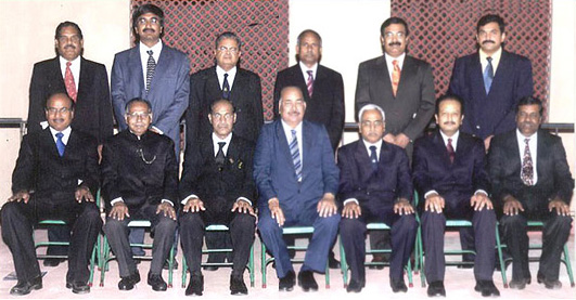 Lodge GKD Trust Founder Trustees (2007)